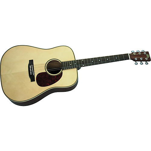 Rogue Herringbone Dreadnought Acoustic