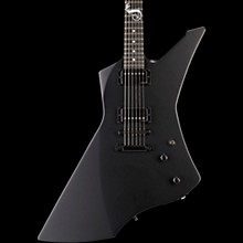 ESP Hetfield Snakebyte Electric Guitar Black Satin