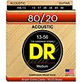 DR Strings Hi-Beam 80/20 Medium Heavy Acoustic Guitar Strings-thumbnail