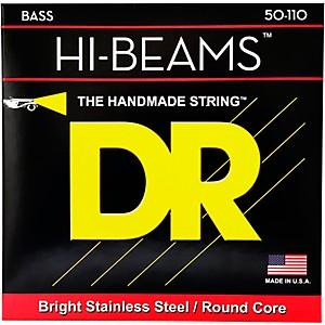 DR Strings Hi-Beams Heavy 4 String Bass Strings by DR Strings