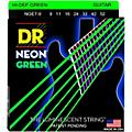 DR Strings Hi-Def NEON Green Coated Lite 7-String Electric Guitar Strings (9-52)-thumbnail