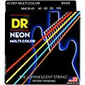 Hi-Def NEON Multi-Color Coated Medium 4-String Bass Strings