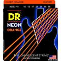 DR Strings Hi-Def NEON Orange Coated Medium 7-String Electric Guitar Strings (10-56)  Thumbnail