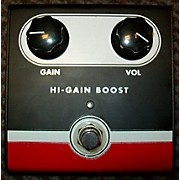 Jet City Amplification Hi Gain Boost Effect Pedal