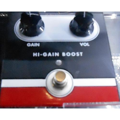 Jet City Amplification Hi-gain Boost Effect Pedal-thumbnail