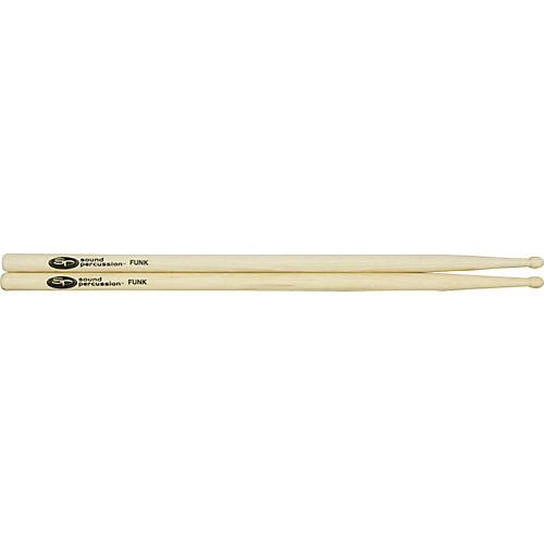 Sound Percussion Labs Hickory Drumsticks - Pair Wood Rock-thumbnail
