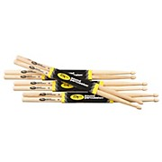 Hickory Drumsticks 4-Pack 5B Wood