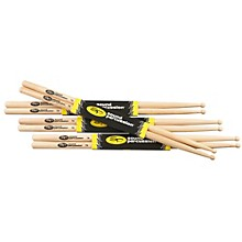Sound Percussion Labs Hickory Drumsticks 4-Pack