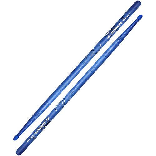 Zildjian Hickory Drumsticks, Blue-thumbnail