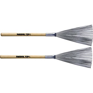 Regal Tip Hickory Handle Non-Telescoping Brushes by Regal Tip