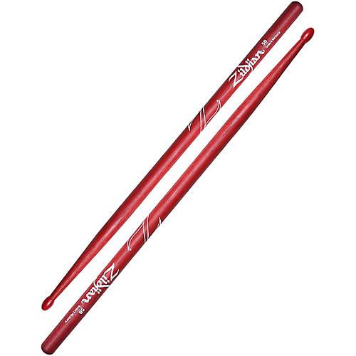Zildjian Hickory Series Red Drumsticks-thumbnail