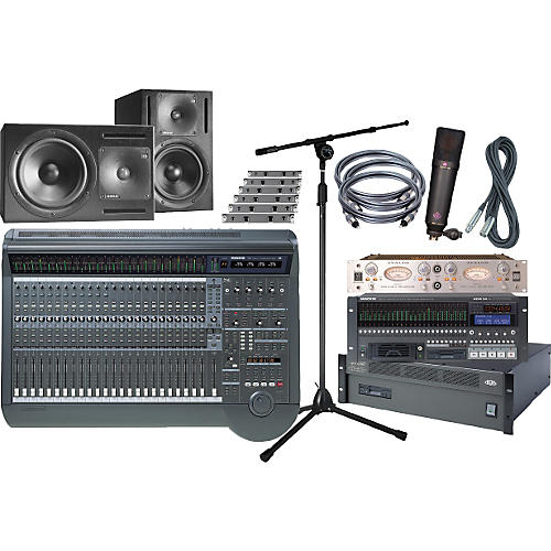 Mackie High-End Recording Package