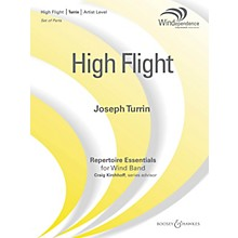 Boosey and Hawkes High Flight Concert Band Level 5 Composed by Joseph Turrin
