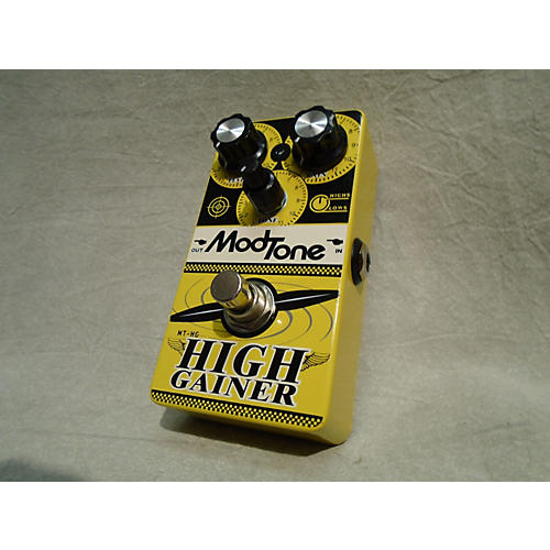 Modtone High Gainer Effect Pedal-thumbnail