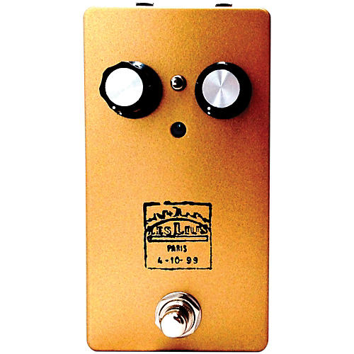 Lovepedal High Power Tweed Twin Vintage Overdrive Guitar Effects Pedal-thumbnail