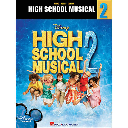 Hal Leonard High School Musical 2 arranged for piano, vocal, and guitar (P/V/G)-thumbnail