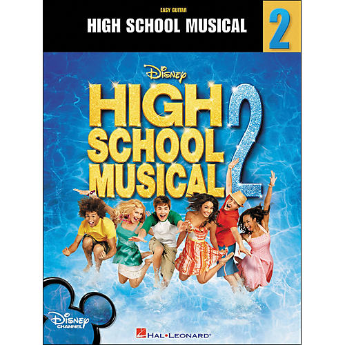 Hal Leonard High School Musical 2 for Easy Guitar Tab-thumbnail