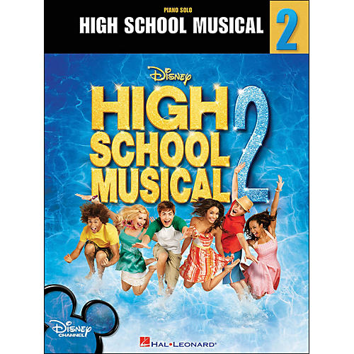 Hal Leonard High School Musical 2 for Piano Solo arranged for piano solo-thumbnail