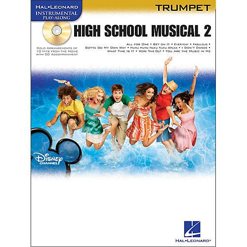 Hal Leonard High School Musical 2 for Trumpet Book/CD