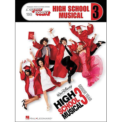 Hal Leonard High School Musical 3 E-Z Play 195