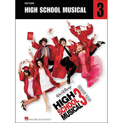 Hal Leonard High School Musical 3 For Easy Piano