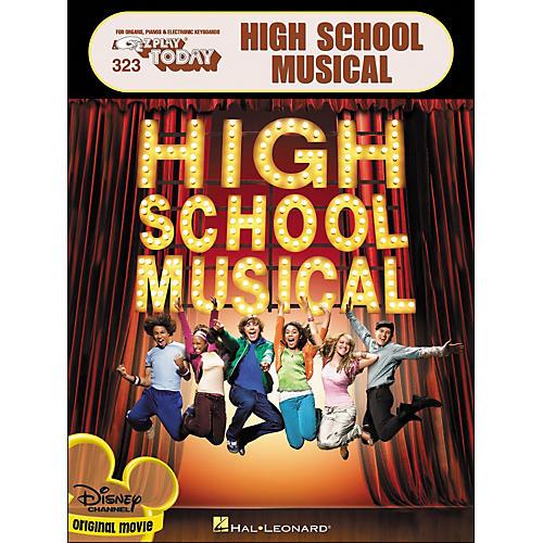 Hal Leonard High School Musical (Disney Channel Original Movie) E-Z Play 323-thumbnail