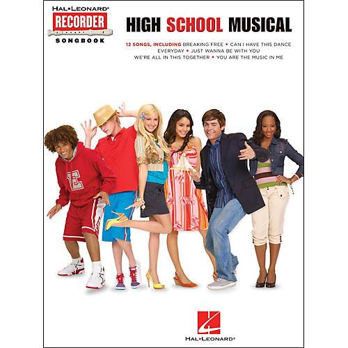 Hal Leonard High School Musical Recorder Songbook