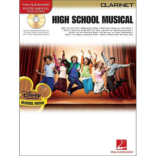 Hal Leonard High School Musical for Clarinet Book/CD-thumbnail