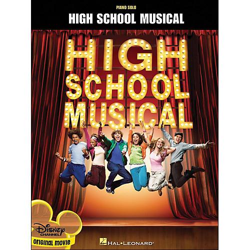 Hal Leonard High School Musical for Piano Solo