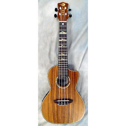 Luna Guitars High Tide Concert Uke Acoustic Electric Ukulele