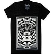 Fender High Voltage Ladies T-Shirt