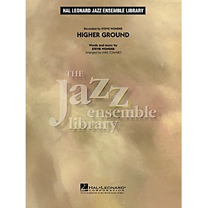 Hal Leonard Higher Ground Jazz Band Level 4 by Stevie Wonder Arranged by Mi... by Hal Leonard