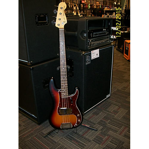 Fender Highway One Precision Bass Electric Bass Guitar-thumbnail