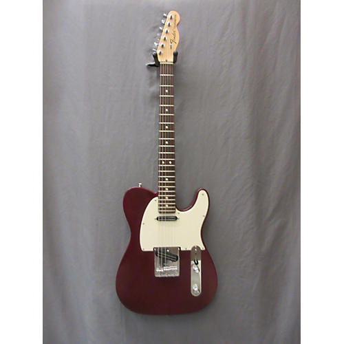 Fender Highway One Telecaster Red Solid Body Electric Guitar-thumbnail