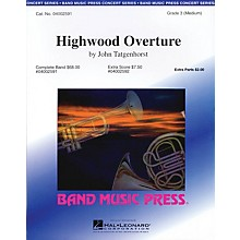 Band Music Press Highwood Overture Concert Band Level 3 Composed by John Tatgenhorst