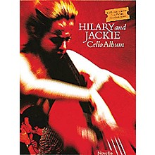 Novello Hilary and Jackie (Cello Album) Music Sales America Series