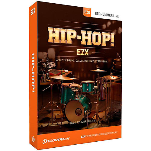 Toontrack Hip Hop! EZX-thumbnail