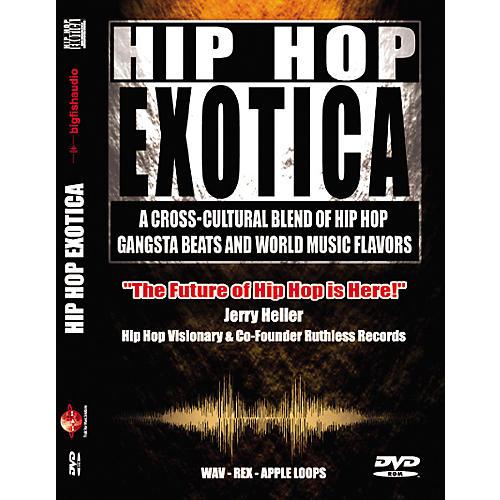 Big Fish Hip Hop Exotica Audio Loops