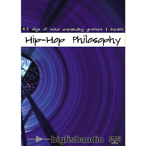 Big Fish Hip Hop Philosophy Audio Loops-thumbnail