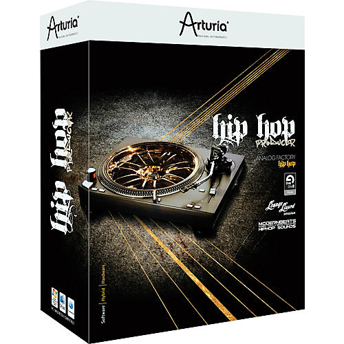 Arturia Hip Hop Producer Software