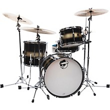 "Pork Pie Hip Pig 3-Piece Mahogany shell Pack with 20"" Bass Drum"