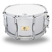 Hip Pig Chrome Steel Snare Drum 13 x 7 in.