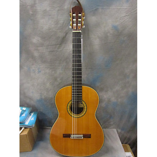 Takamine Hirade H8SS Classical Acoustic Guitar Antique Natural