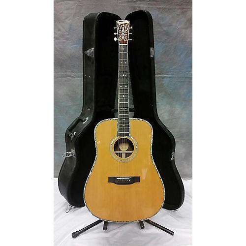 Blueridge Historic Series BR-180 Dreadnought Acoustic Guitar-thumbnail