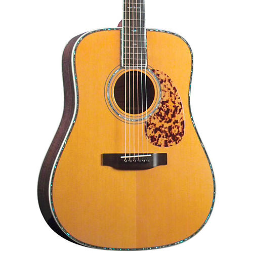 Blueridge Historic Series BR-180 Dreadnought Acoustic Guitar-thumbnail
