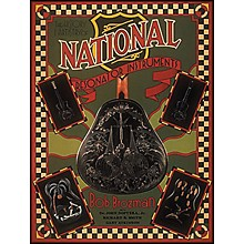Backbeat Books History And Artistry Of National Resonator Instrument Soft Bound