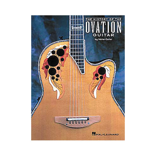 Hal Leonard History of Ovation Book
