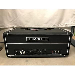 Pre-owned Hiwatt Hiwatt Hi-Gain Tube Guitar Amp Head by Hiwatt