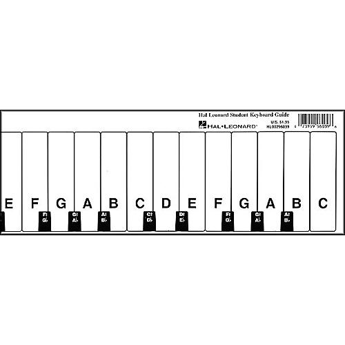 Hal Leonard Hl Student Keyboard Guide HLSPL