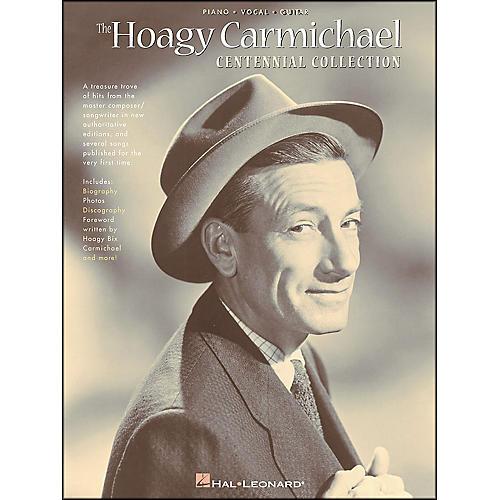 Hal Leonard Hoagy Carmichael Centennial Collection arranged for piano, vocal, and guitar (P/V/G)-thumbnail